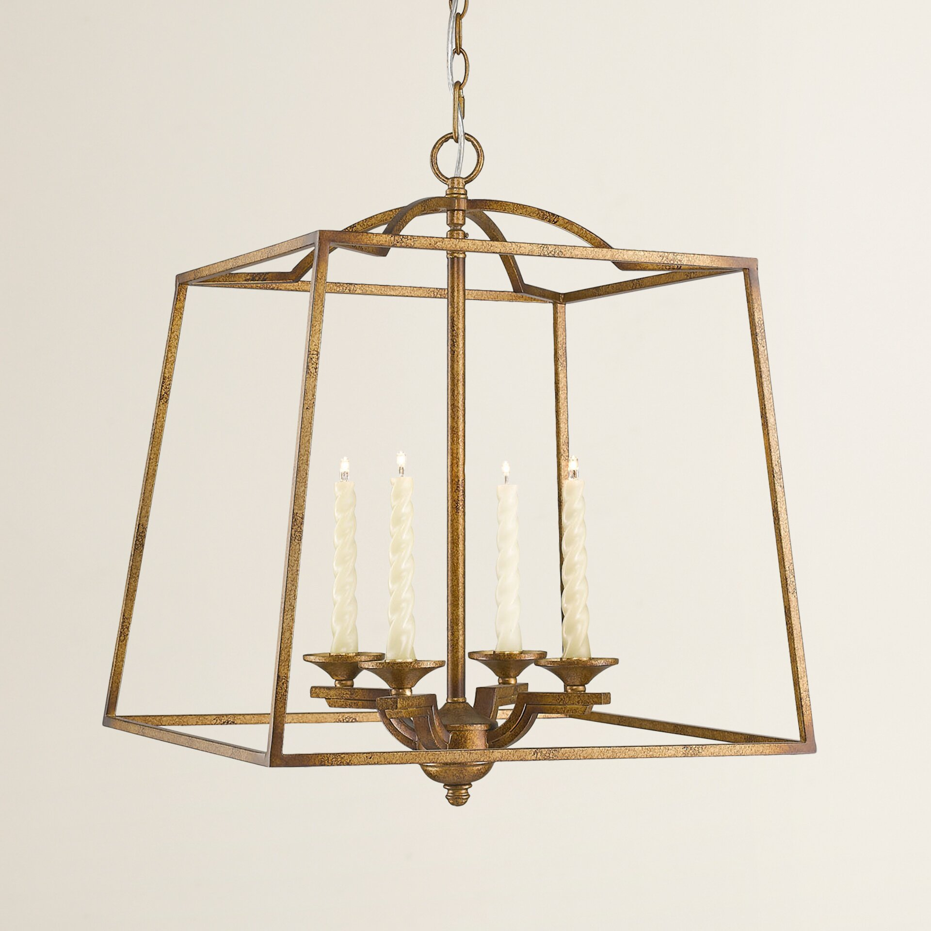 House Of Hampton Gambon 4 Light Candle Style Chandelier