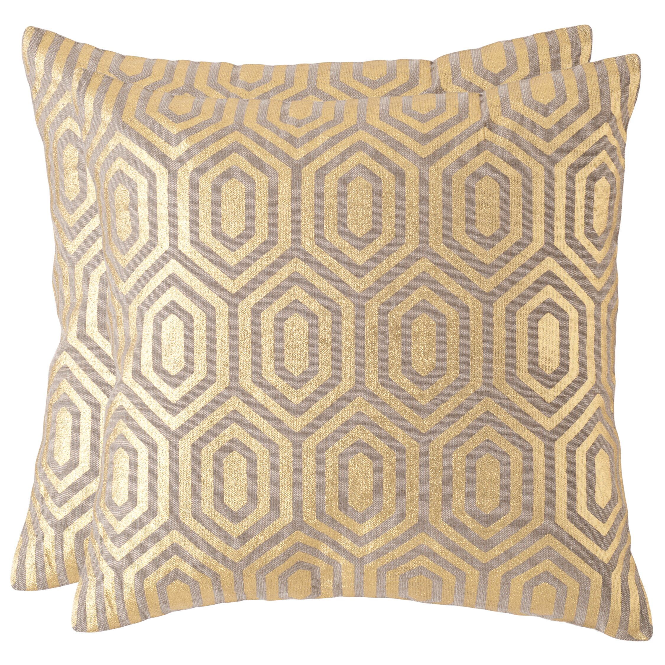 House of hampton roberdeau linen throw pillow reviews for Buy hampton inn pillows