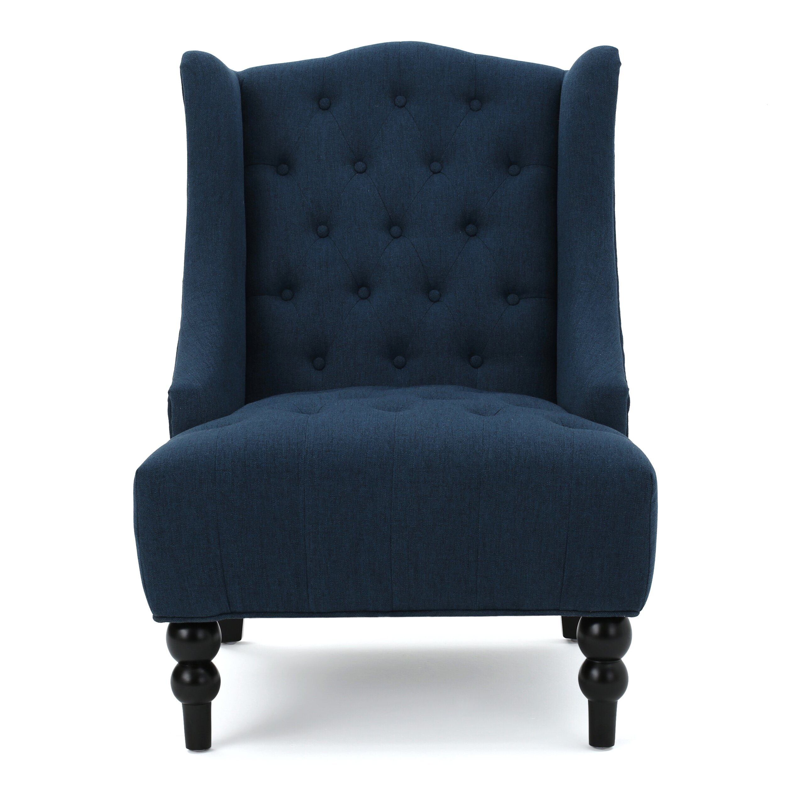 house of hampton rotherham wingback chair reviews wayfair. Black Bedroom Furniture Sets. Home Design Ideas