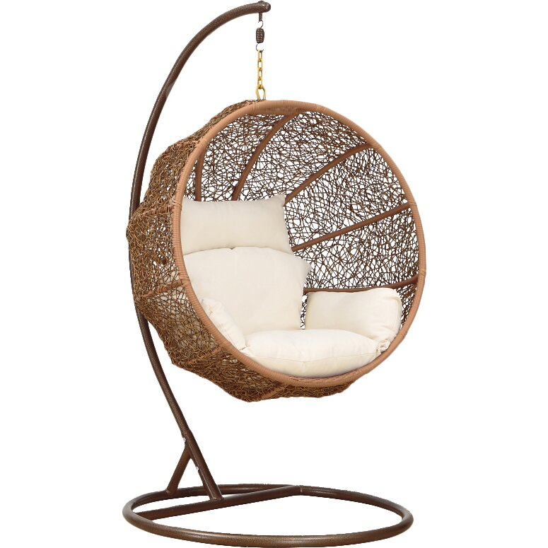 Ceets Zolo Swing Chair with Stand & Reviews | Wayfair