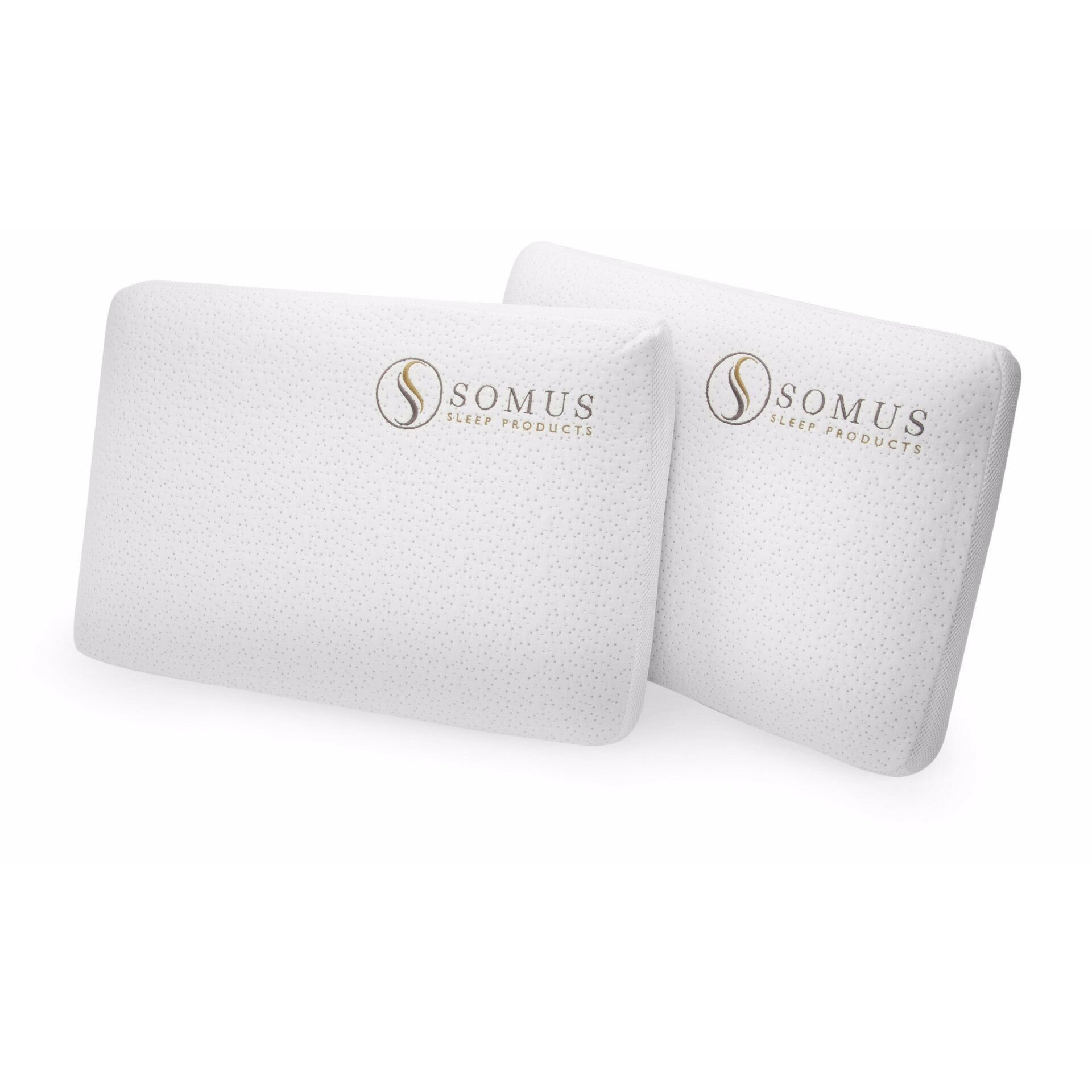 Spa Supreme Traditional Memory Foam Pillow : Somus Somus Supreme Memory Foam Pillow & Reviews Wayfair
