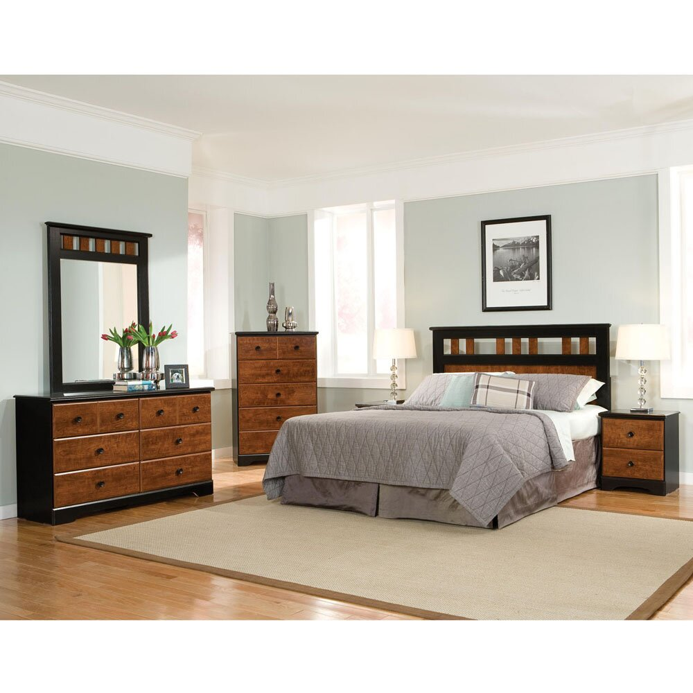 Cambridge westminster platform 5 piece bedroom set wayfair for 5 piece bedroom set