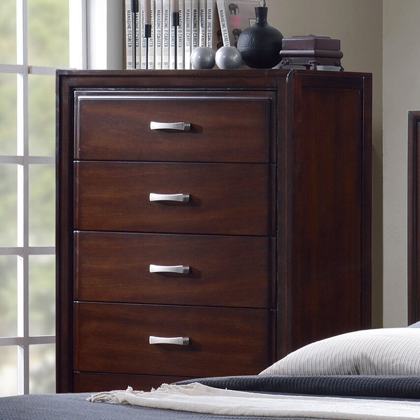 Alcott Hill Barwood Panel Customizable Bedroom Set By