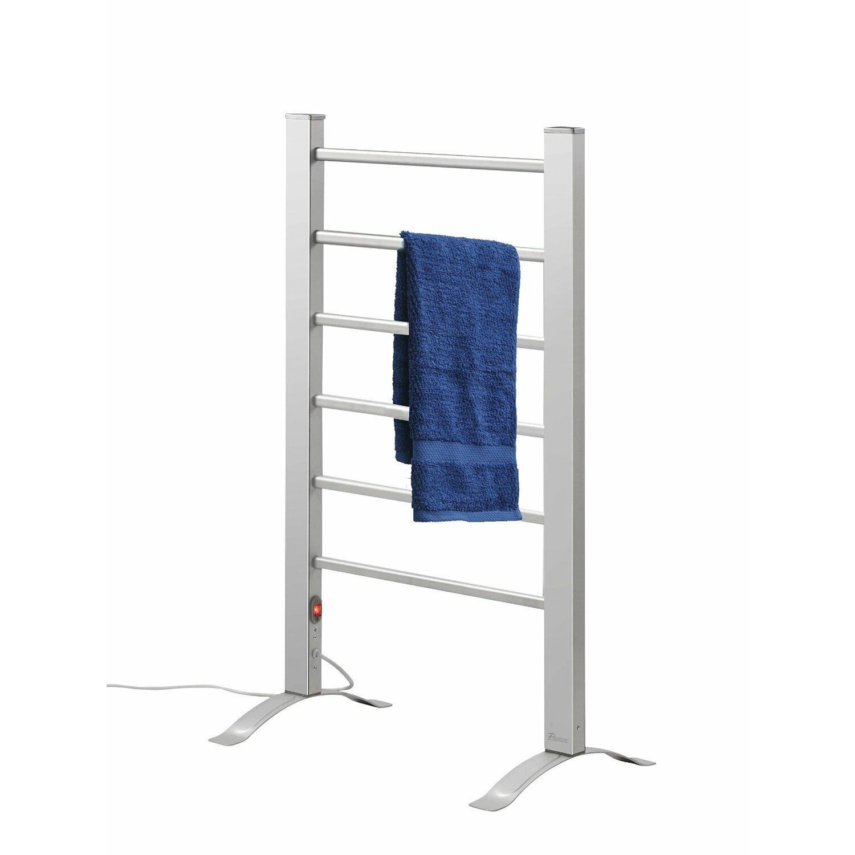 Electric Towel Warmer ~ Pursonic freestanding wall mount electric towel warmer