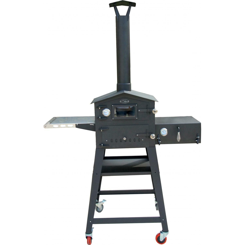 l 39 art du jardin outdoor wood fired ovens le boulanger. Black Bedroom Furniture Sets. Home Design Ideas