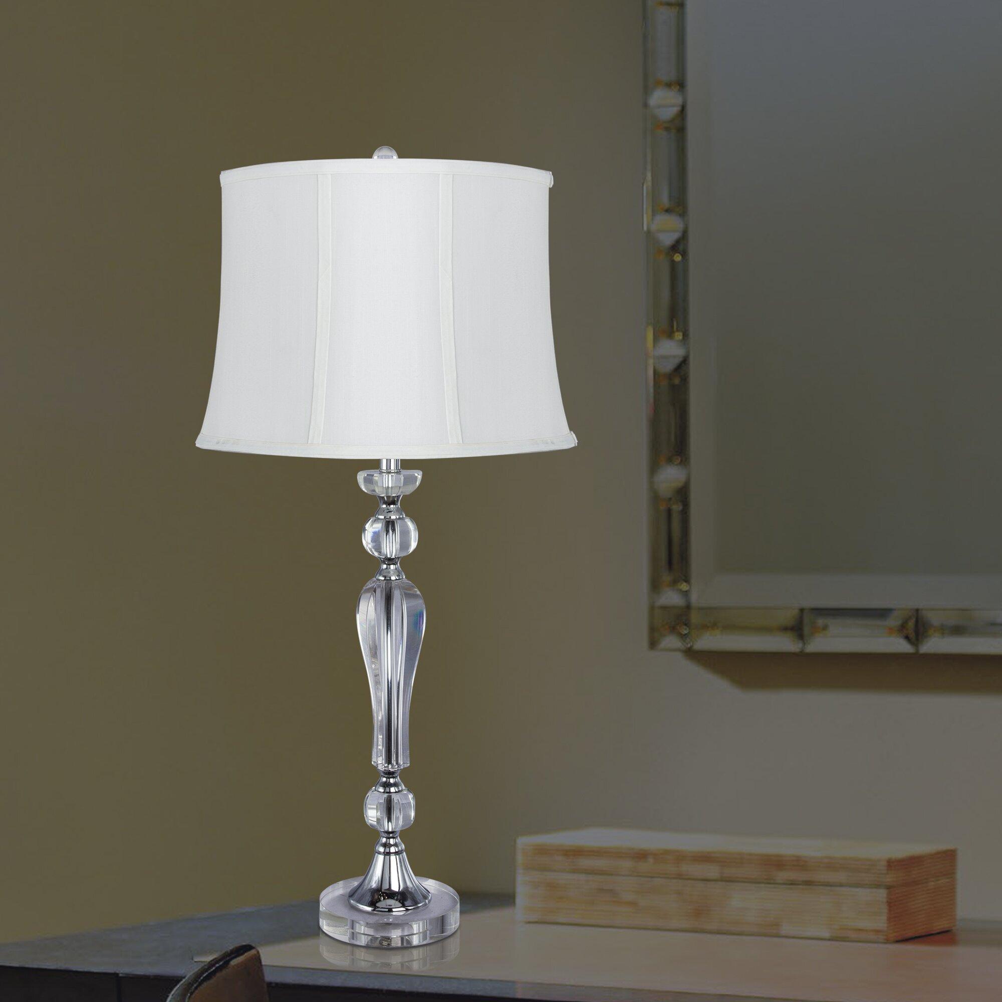 fangio 29 table lamp wayfair. Black Bedroom Furniture Sets. Home Design Ideas