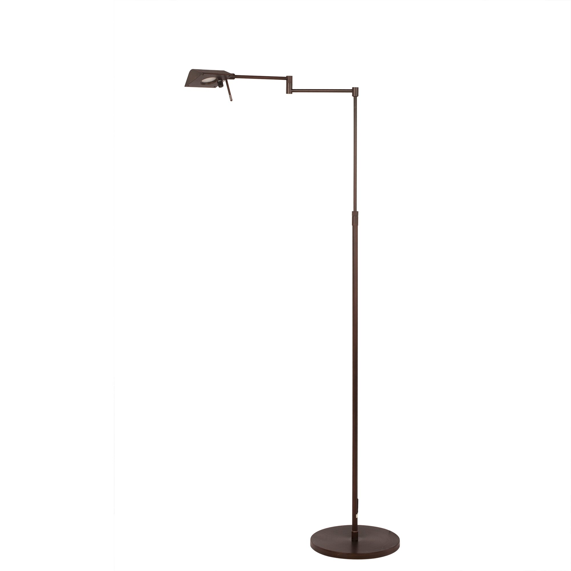 "Fangio 53.75"" LED Task Floor Lamp & Reviews"