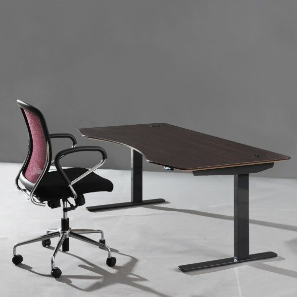 Apexdesk electric height adjustable sit to stand desk for Motorized sit stand desk