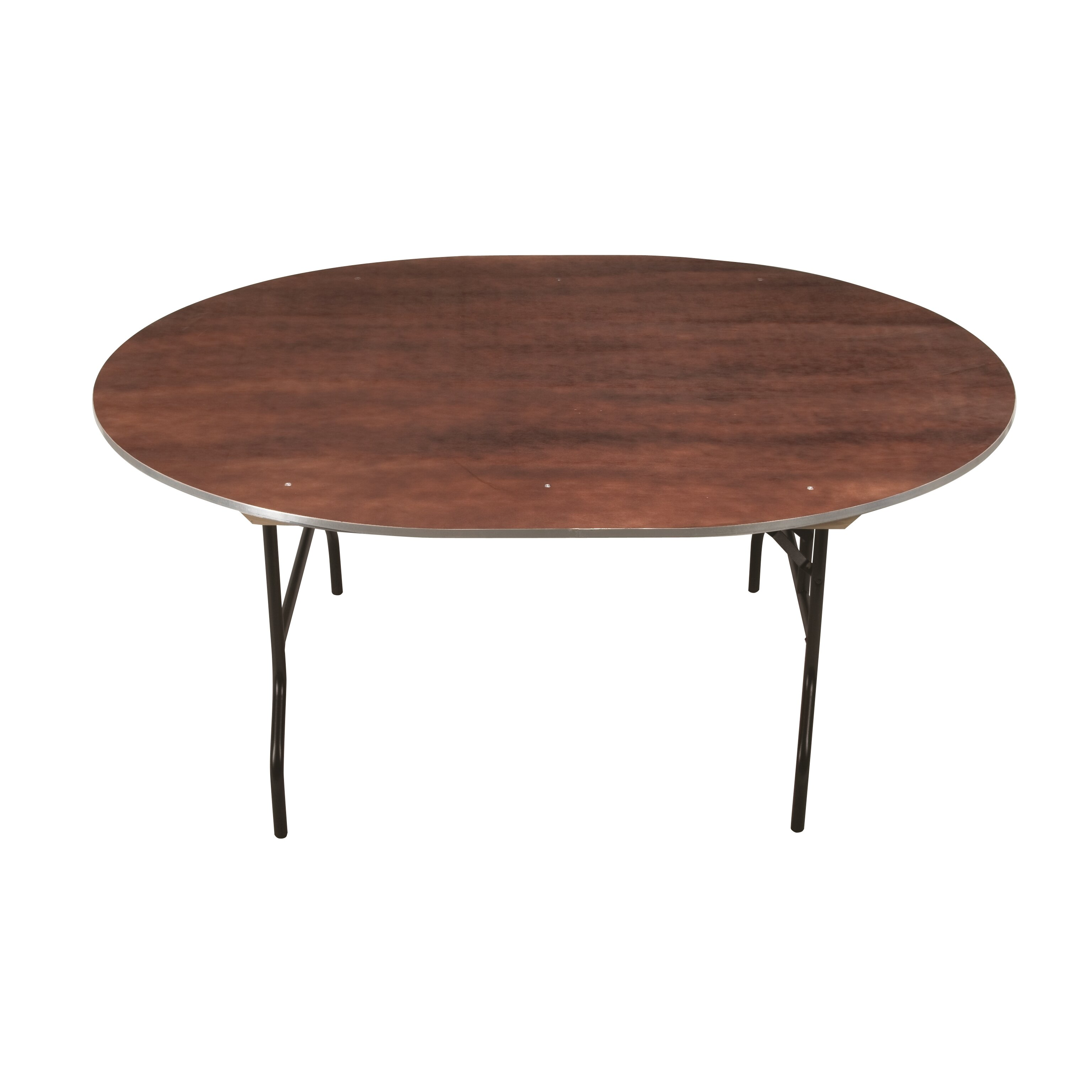Midwest Circular Conference Table Wayfair