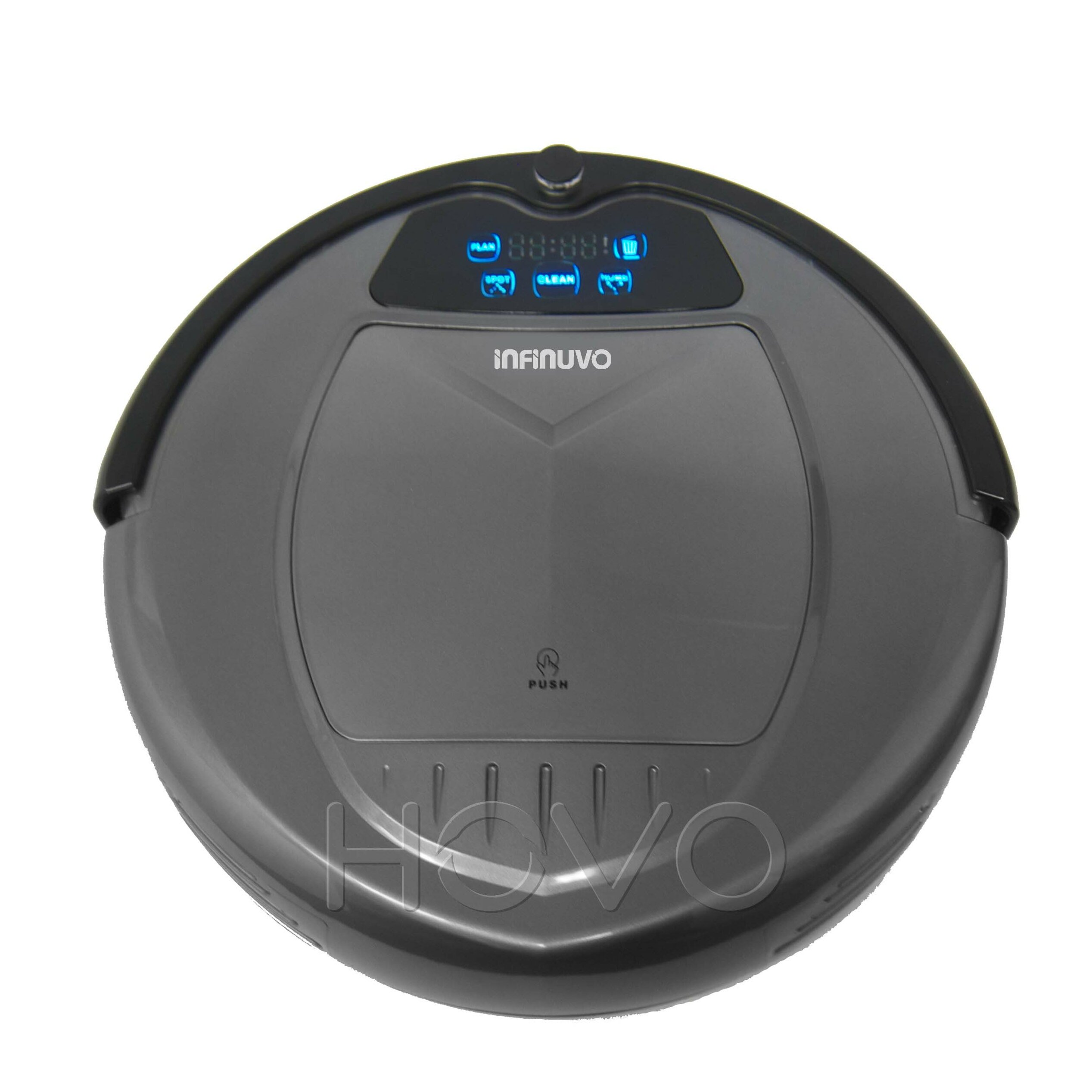 Infinuvo robotic vacuum cleaner reviews for Robot sweepy