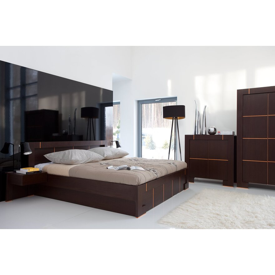 meble vox modern home bed frame wayfair uk