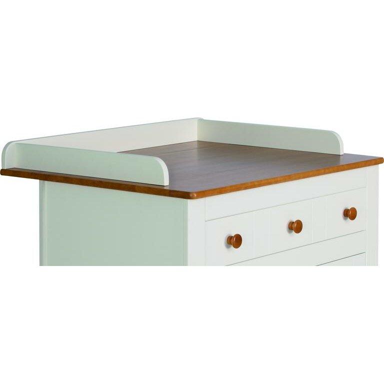 meble vox magnolia cot top changer wayfair uk. Black Bedroom Furniture Sets. Home Design Ideas