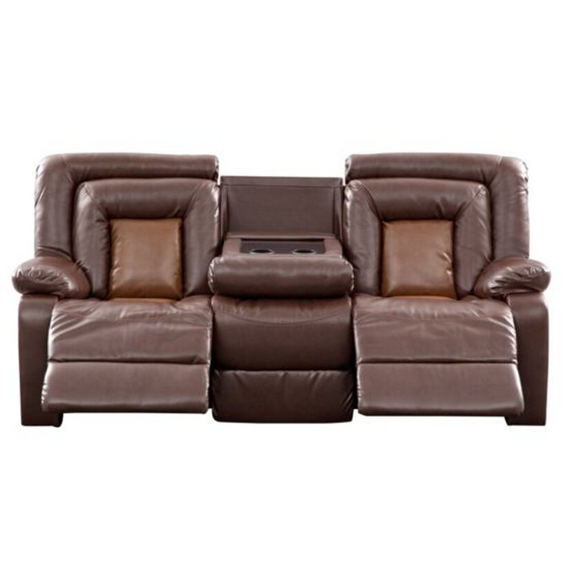 Roundhill furniture kmax 2 piece reclining sofa and for 2 piece furniture set