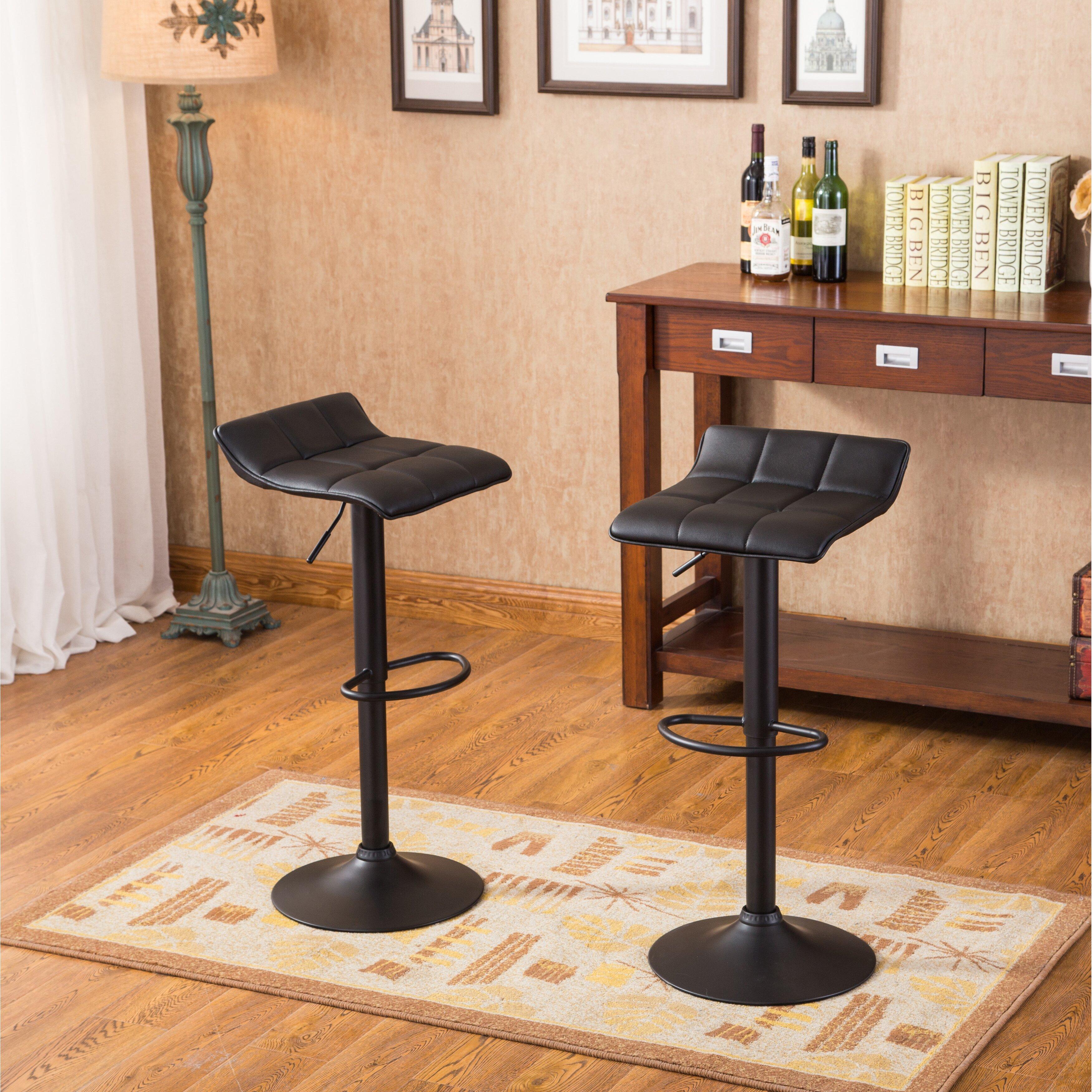 Tremendous Roundhill Furniture Bar Stools 51 Off Roundhill Furniture Theyellowbook Wood Chair Design Ideas Theyellowbookinfo
