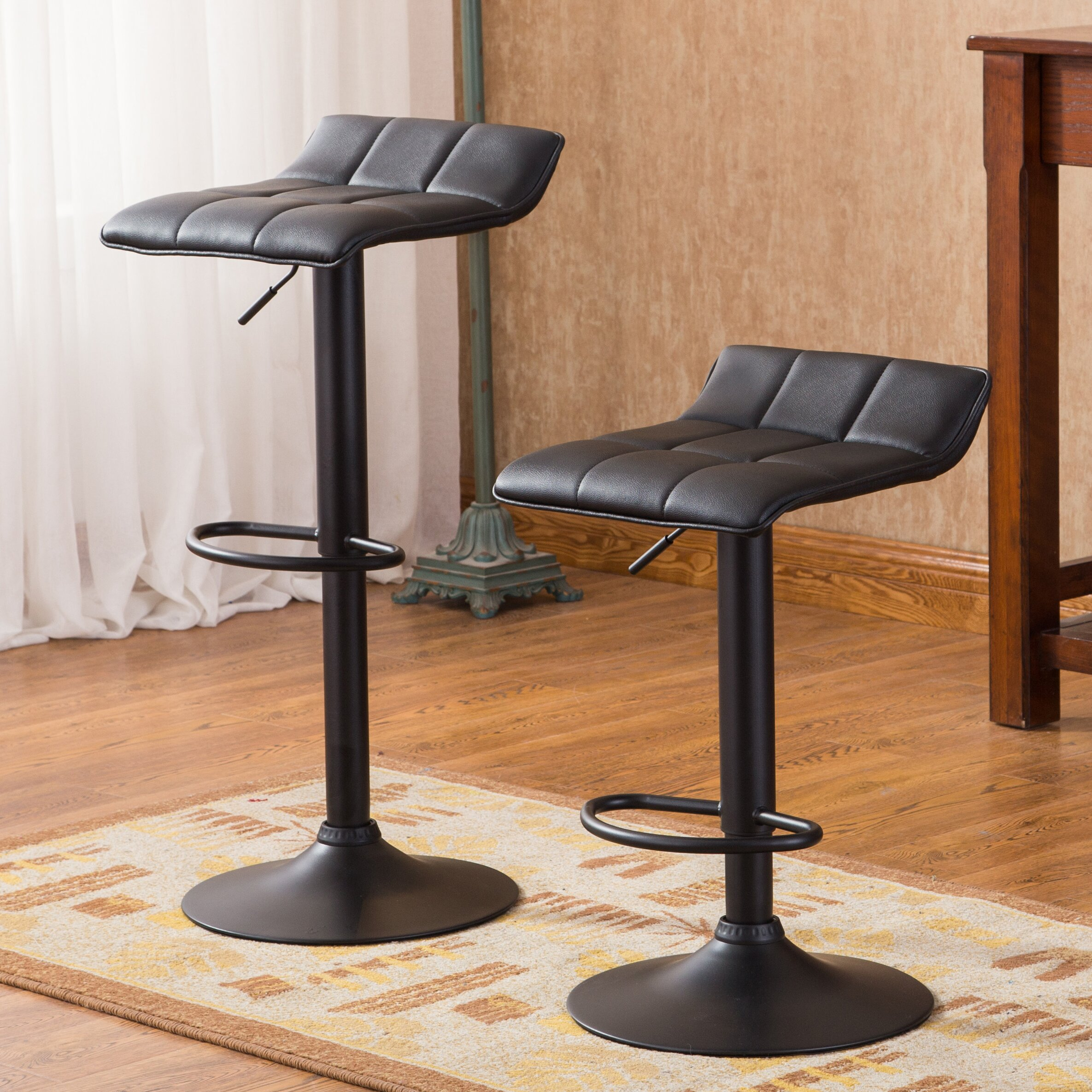 Brilliant Roundhill Furniture Bar Stools 51 Off Roundhill Furniture Theyellowbook Wood Chair Design Ideas Theyellowbookinfo