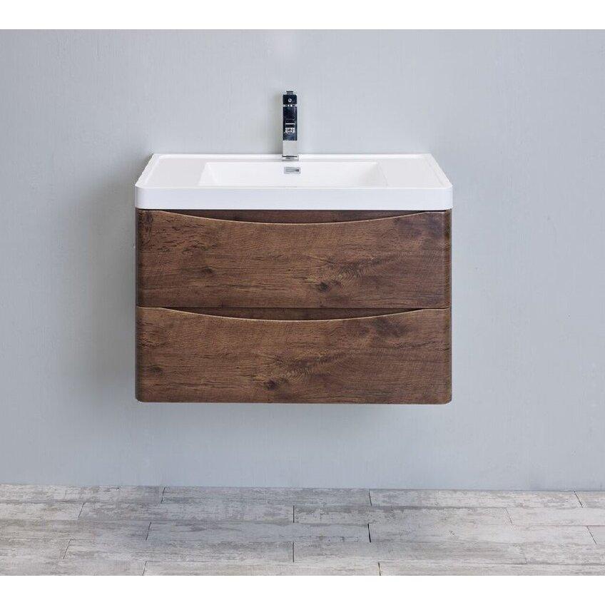 Eviva smile 30 single modern bathroom vanity set wayfair for 30 modern bathroom vanity
