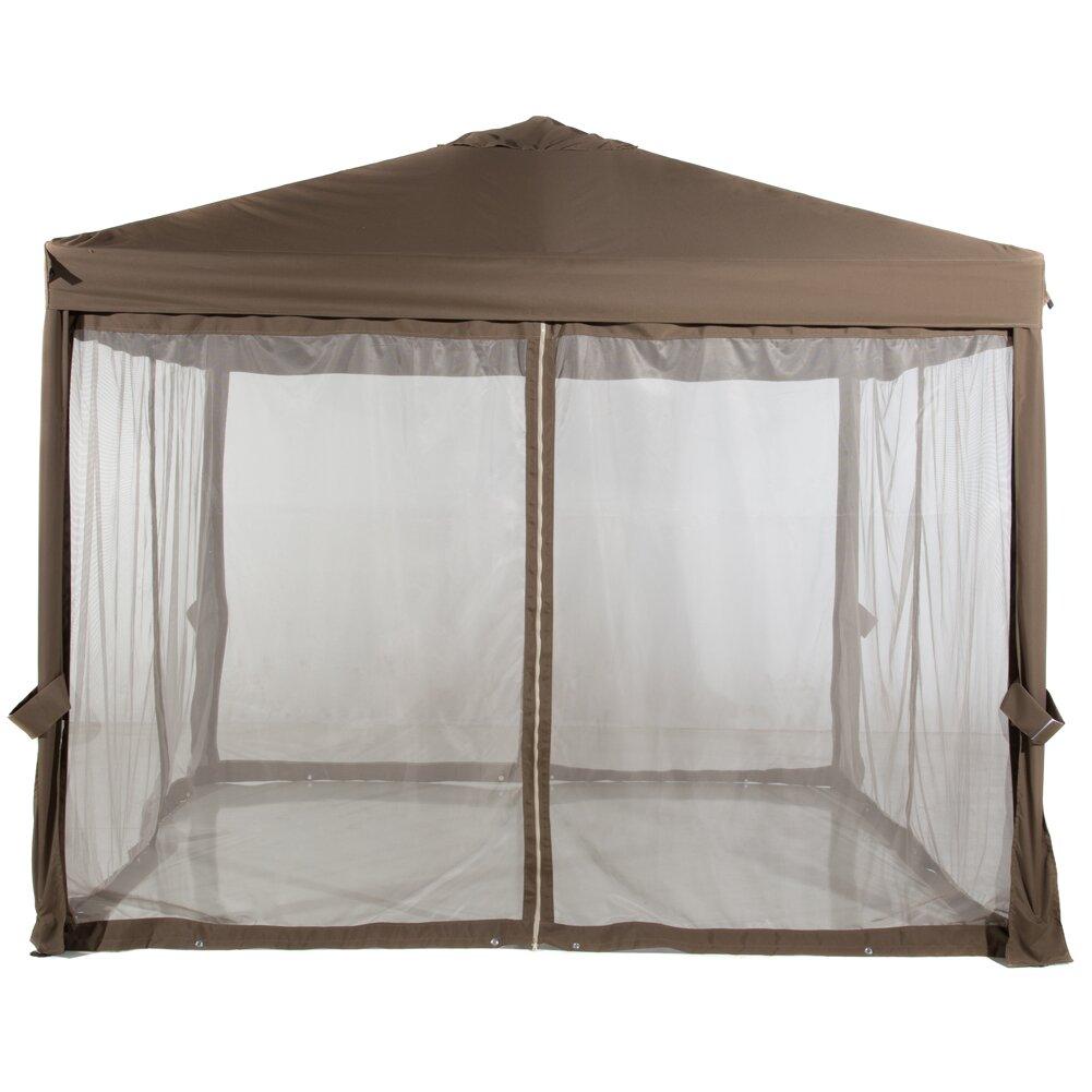 Abba Patio Abba Patio 10 Ft W X 10 Ft D Canopy Wayfair