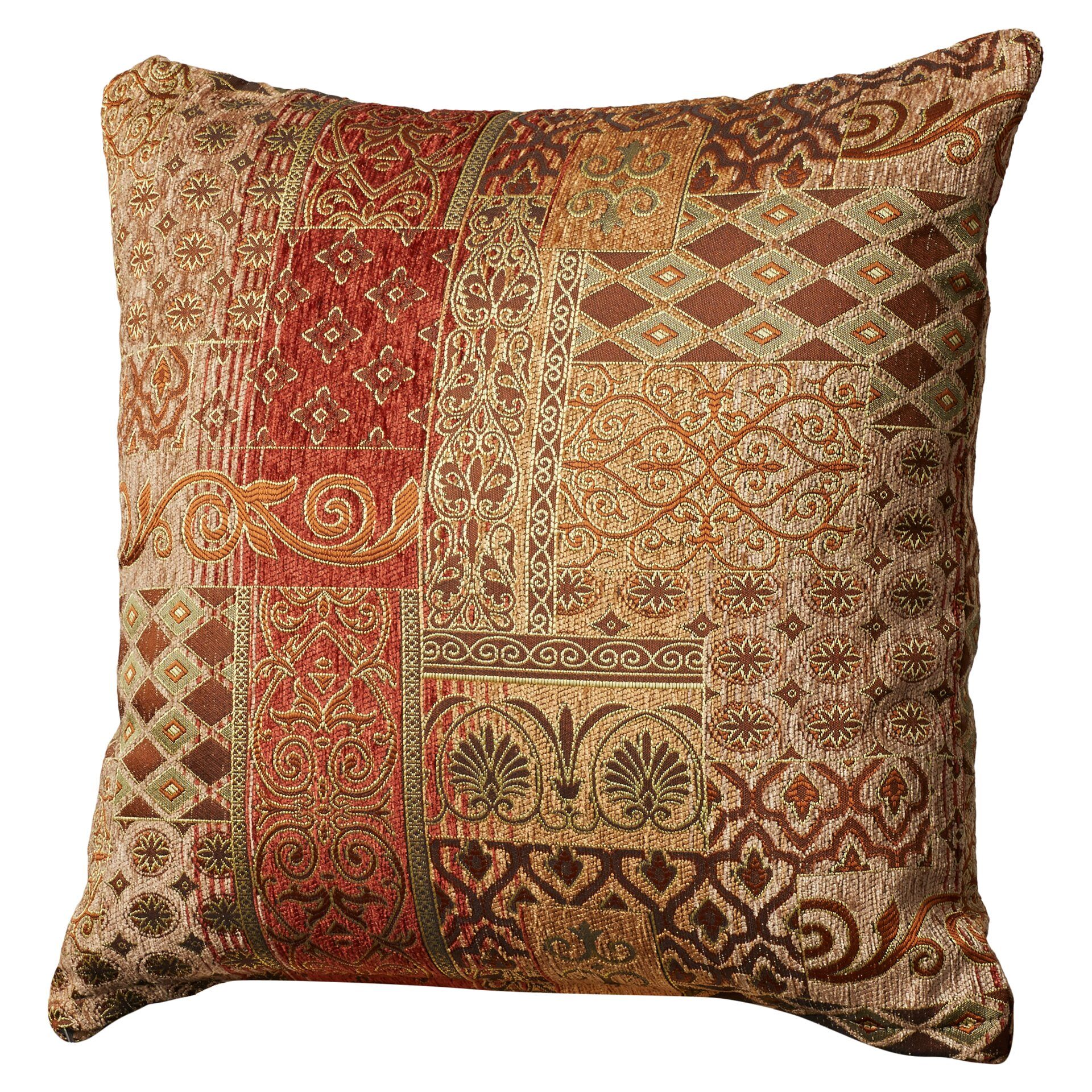 Bungalow Rose Lenzee Throw Pillow & Reviews Wayfair