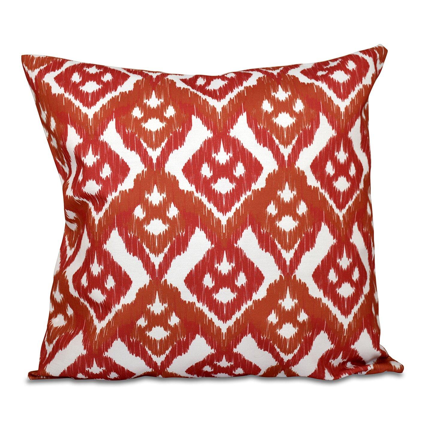 Throw Pillows Hipster : Bungalow Rose Oliver Hipster Geometric Print Throw Pillow & Reviews Wayfair