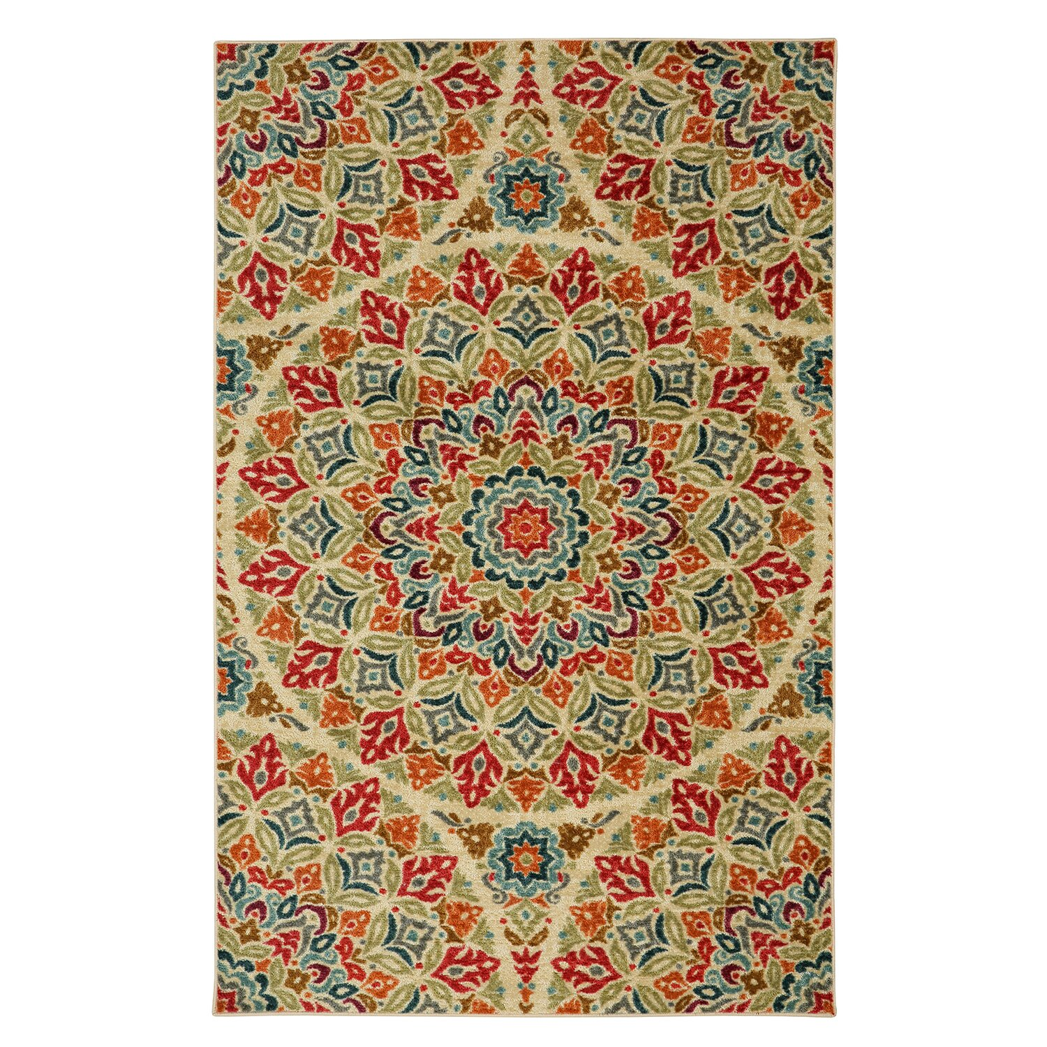 Bungalow Rose Albion Red Indoor Area Rug Amp Reviews Wayfair