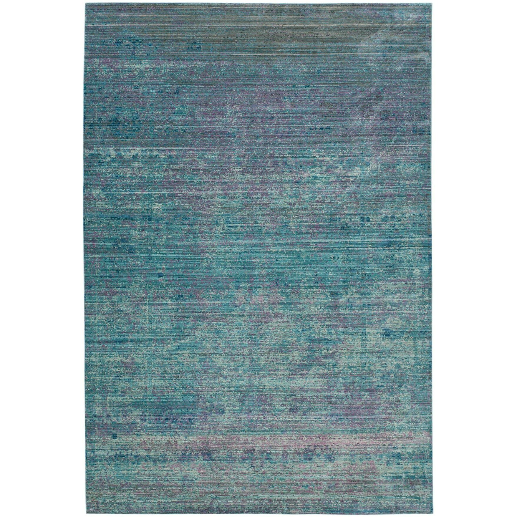 Saleya Turquoise Area Rug: Bungalow Rose Thanh Turquoise Area Rug & Reviews