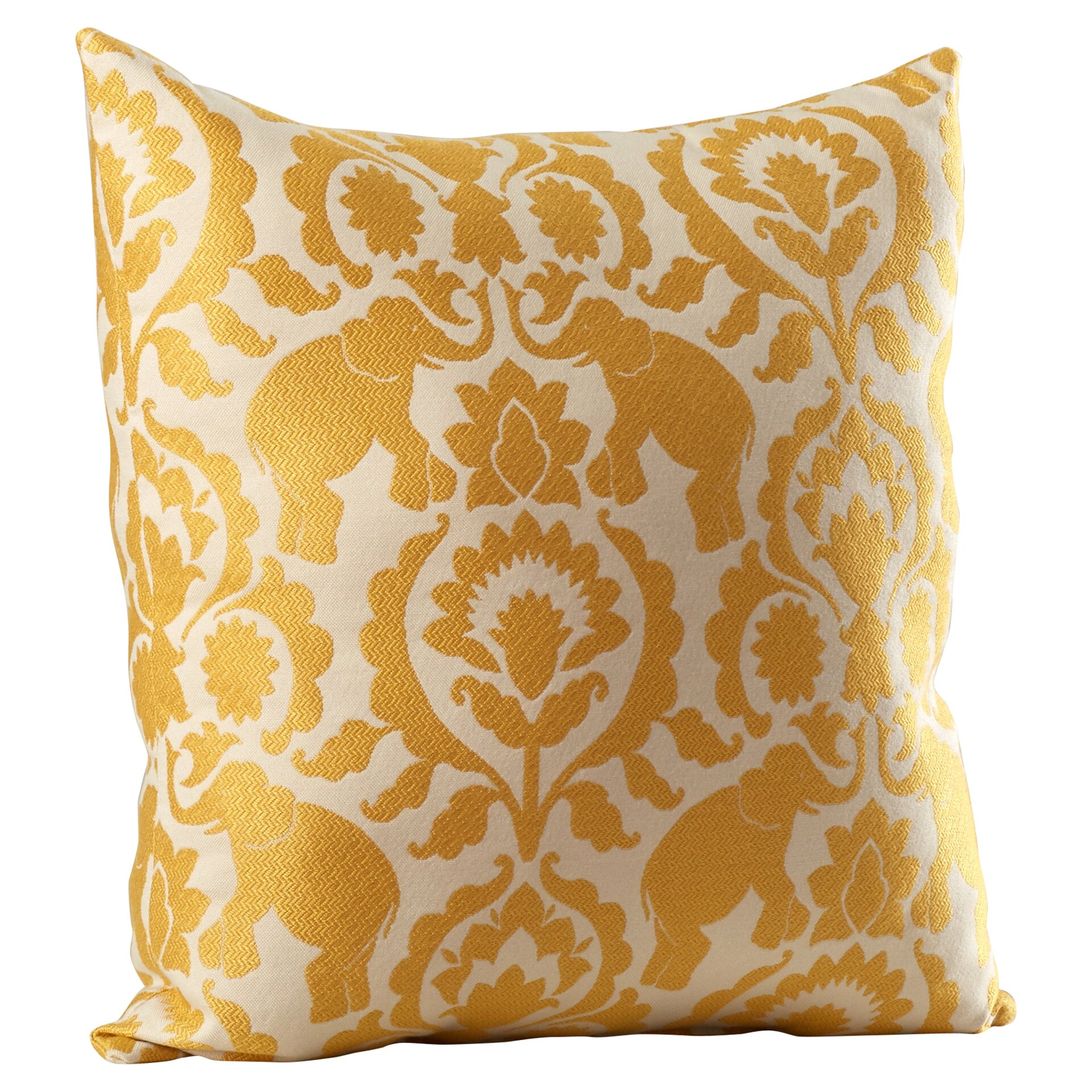 Throw Pillows Damask : Bungalow Rose Aston Damask Floral Throw Pillow & Reviews Wayfair.ca