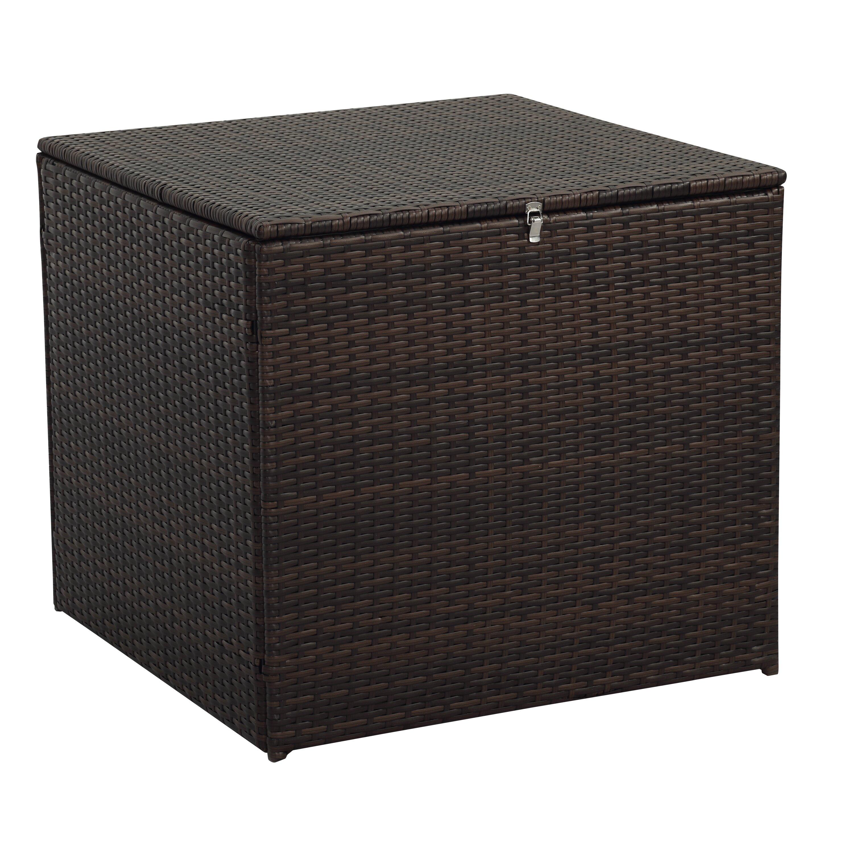 Bungalow Rose Navya Wood Storage Bedroom Bench Reviews: Bungalow Rose Minjares 6 Piece Deep Seating Group With