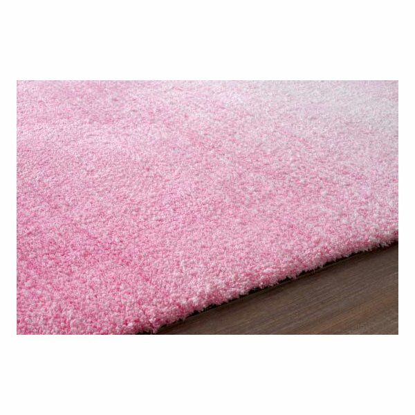 Bungalow Rose Sidhu Ombre Bernetta Hand-Tufted Pink Area