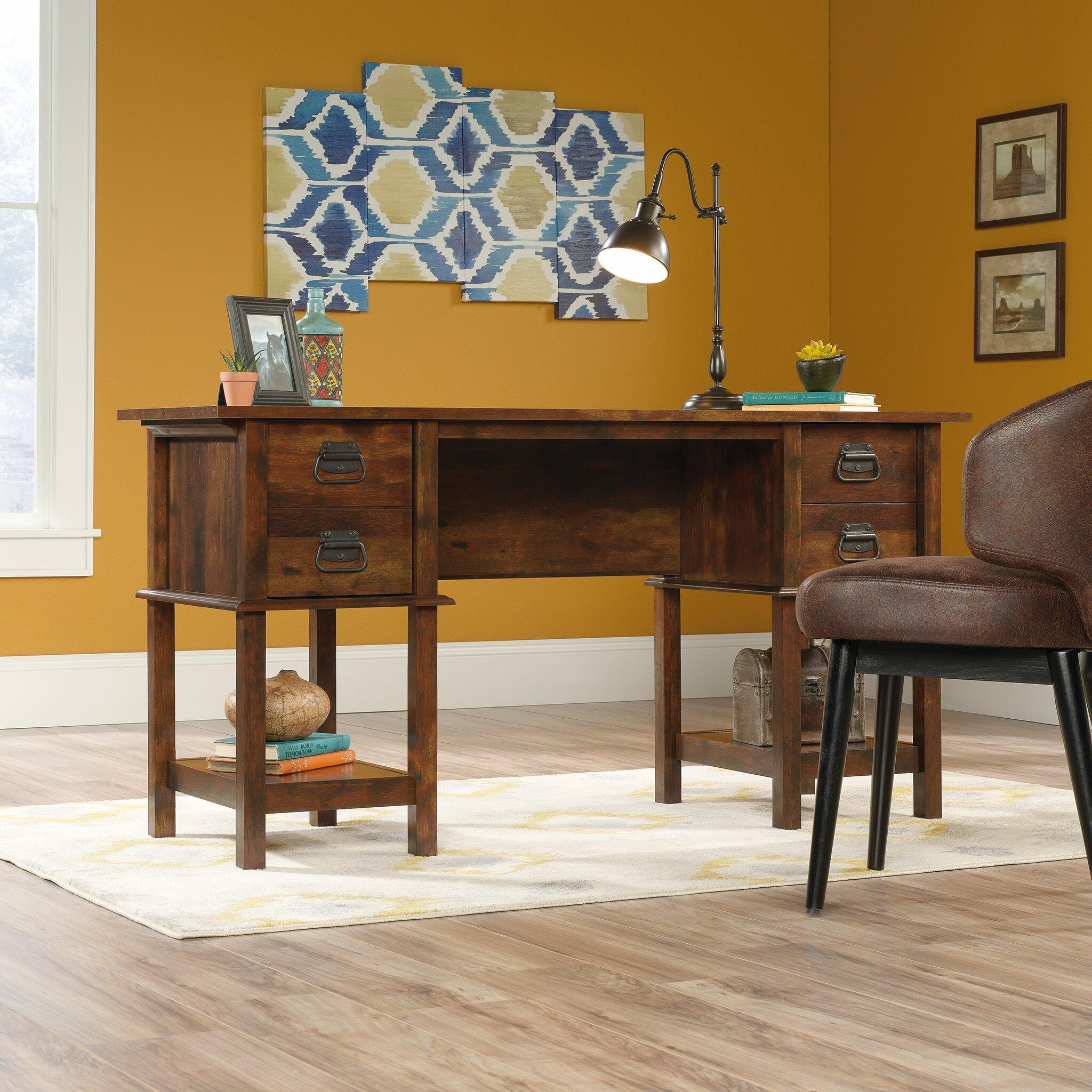 Bungalow rose antonio writing desk reviews for Bungalow 5 desk