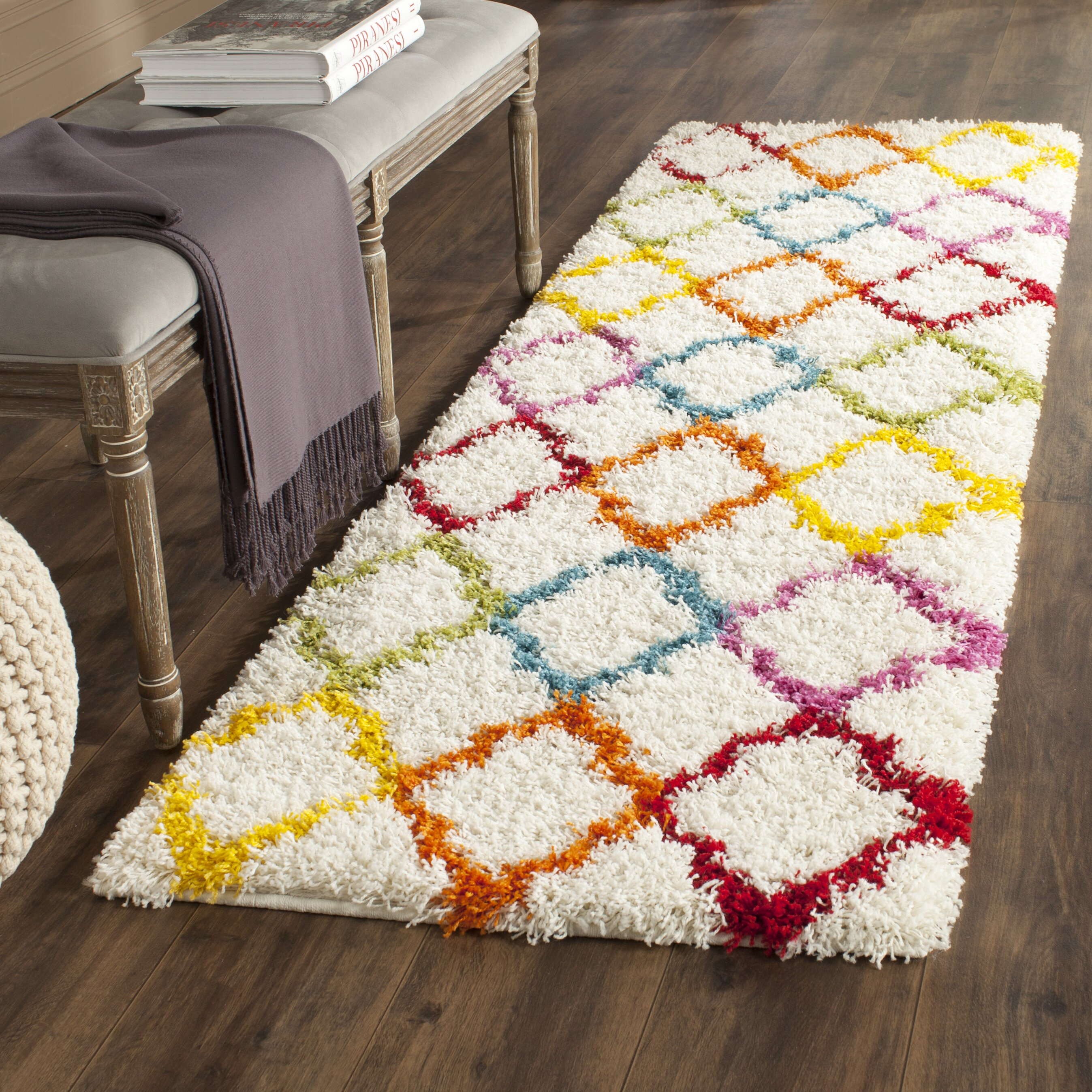viv rae rainbow kids area rug reviews wayfair
