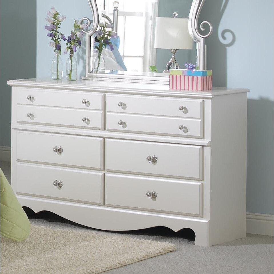 Viv Rae 6 Drawer Double Dresser Reviews Wayfair