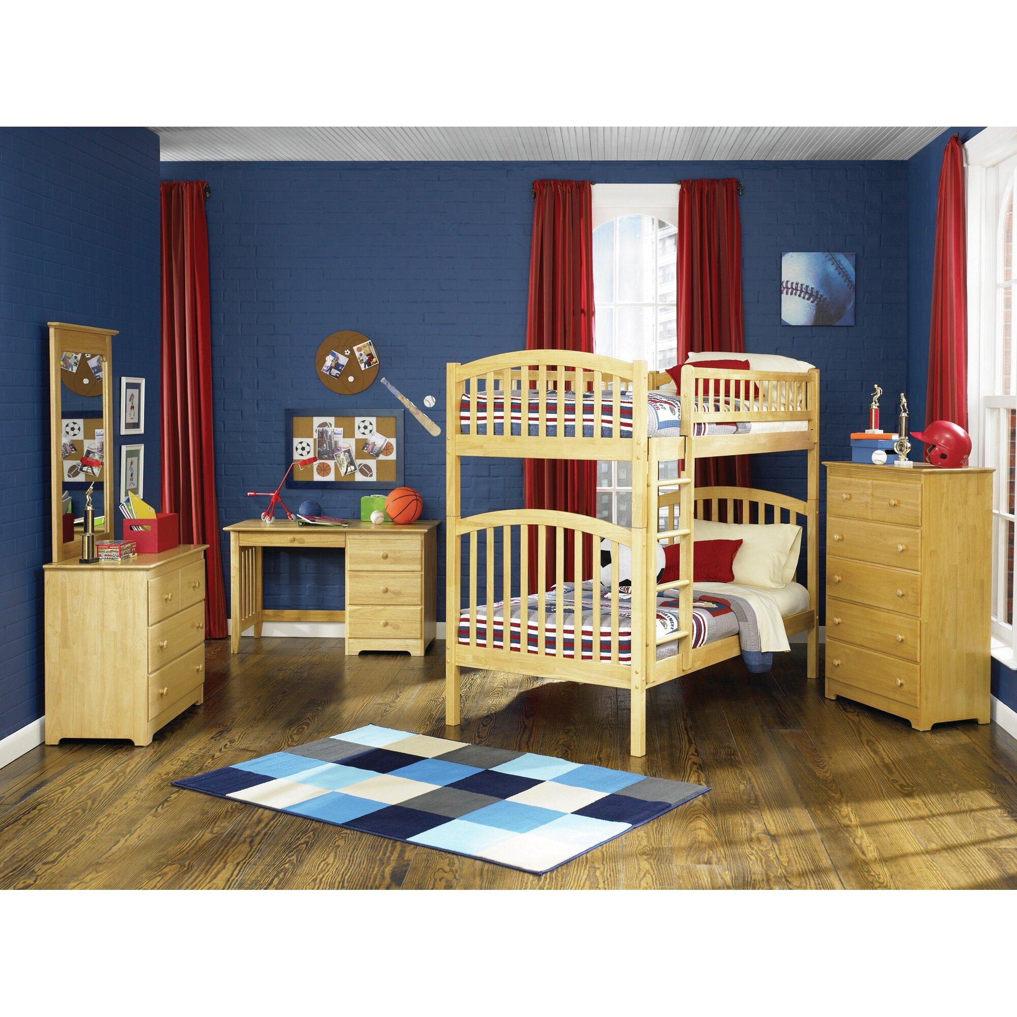 Viv Rae Timmy Twin Bunk Bed Wayfair