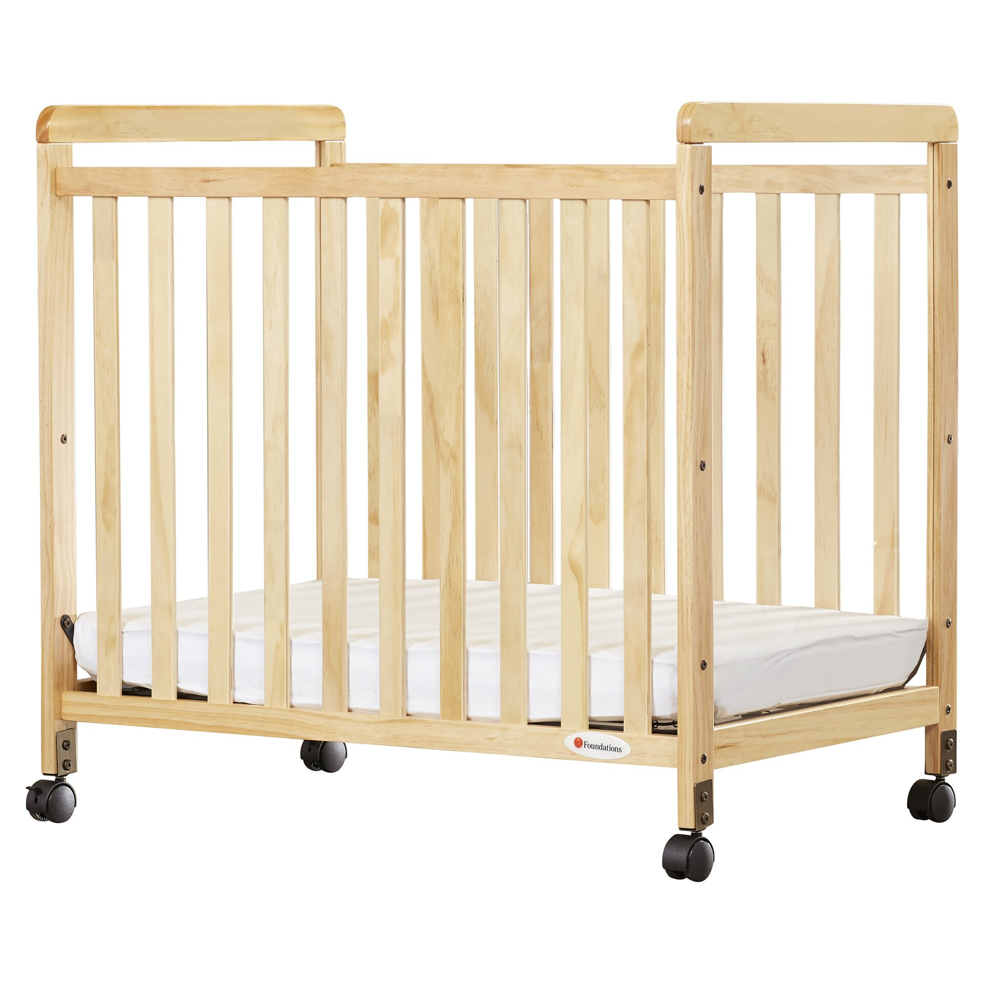 Viv Rae Sawyer pact Size Clearview Convertible Crib