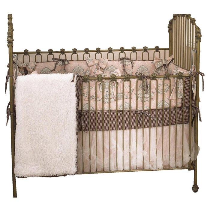 Harlowe  Piece Crib Bedding Set By Viv Rae