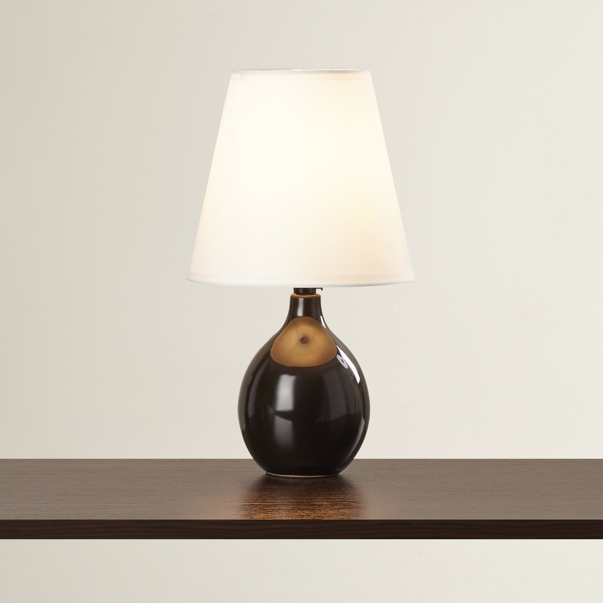 lighting lamps black table lamps viv rae sku vvro2828. Black Bedroom Furniture Sets. Home Design Ideas