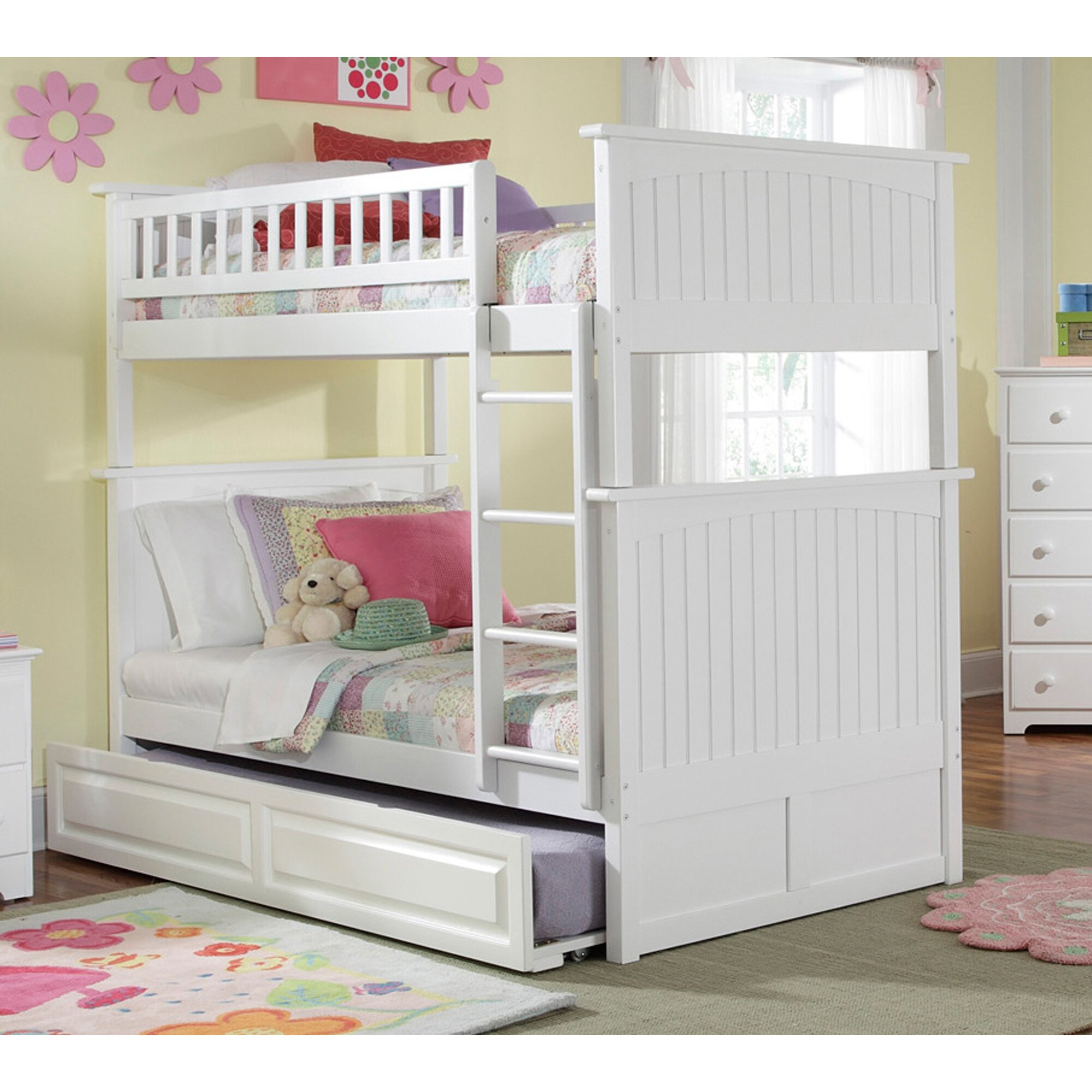 Viv And Rae Trundle Bunk Bed