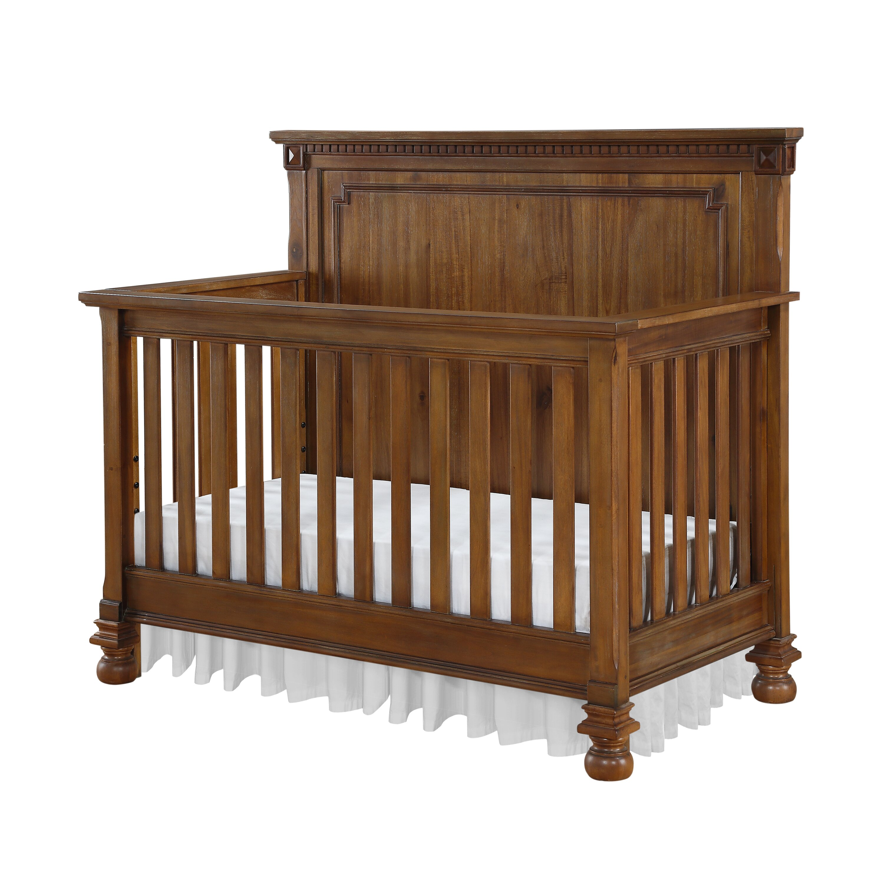 Stork craft crib parts 2 1 million drop side cribs for Child craft convertible crib instructions