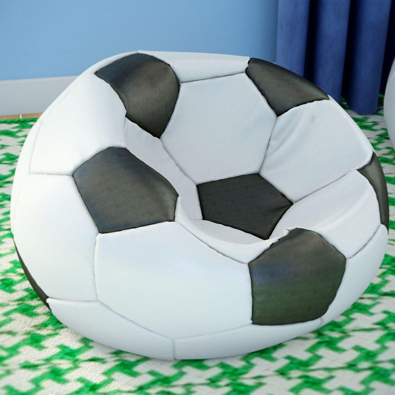 Viv Rae Kierra Soccer Bean Bag Chair Amp Reviews Wayfair Ca