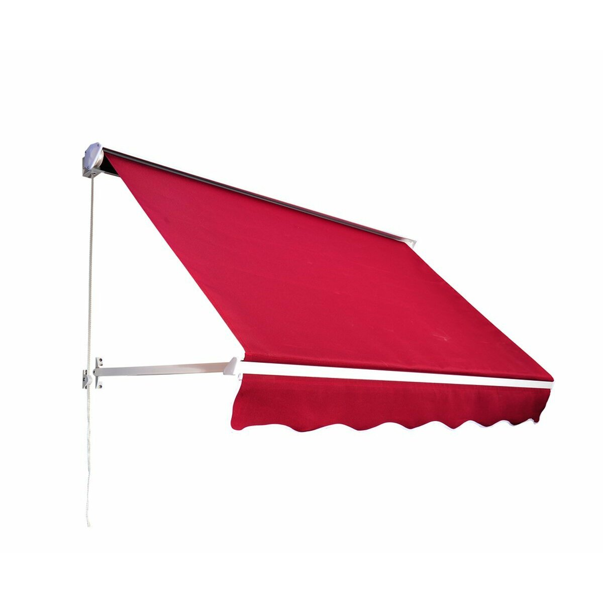Outsunny Outsunny Rectangular 5 91ft X 5ft Window Awning