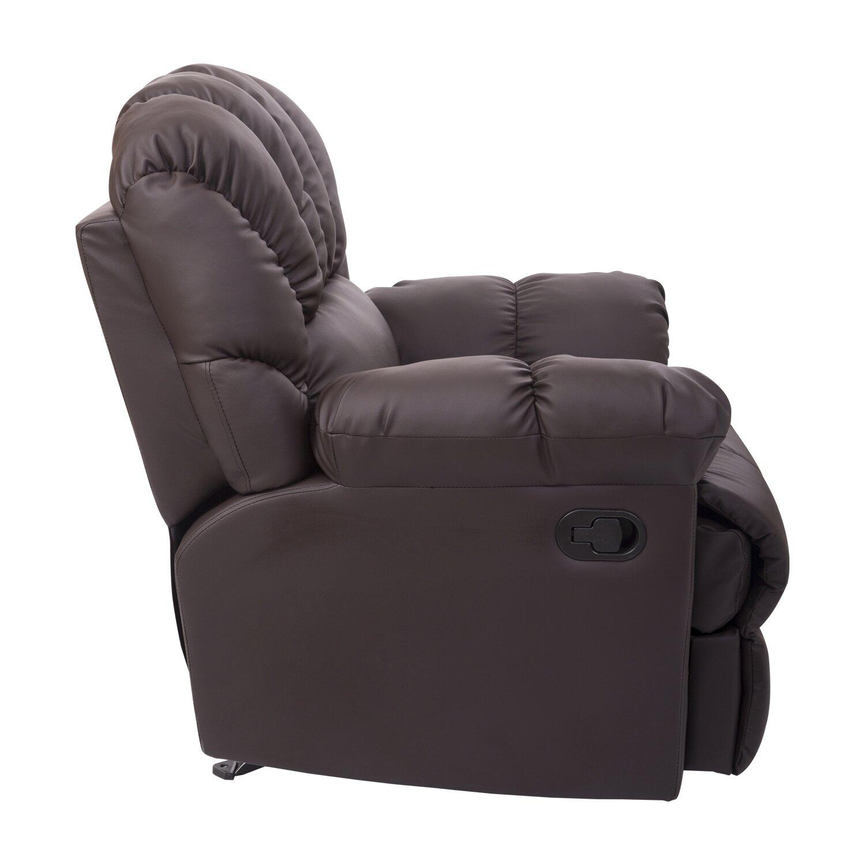 Homcom Rocking Sofa Recliner Reviews