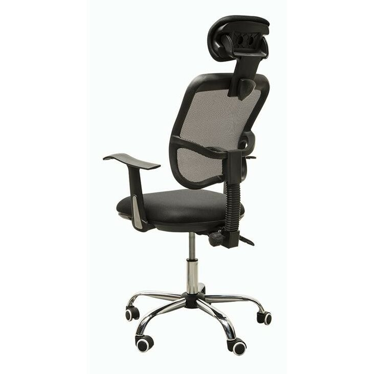 HomCom Adjustable Mesh High Back Office Chair With Headrest Reviews