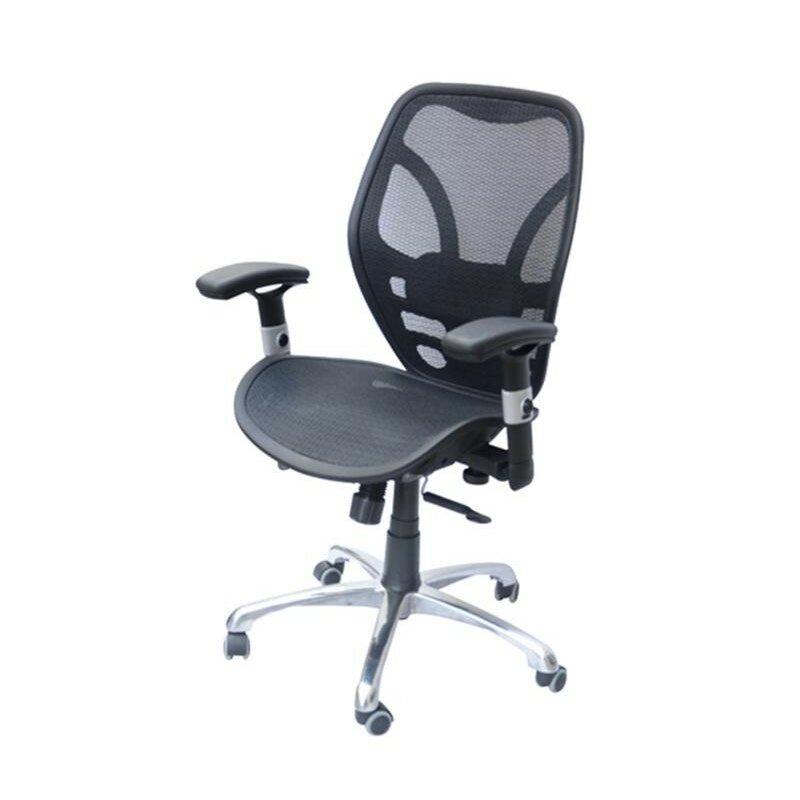 HomCom Deluxe Ergonomic High Back Mesh Desk Chair