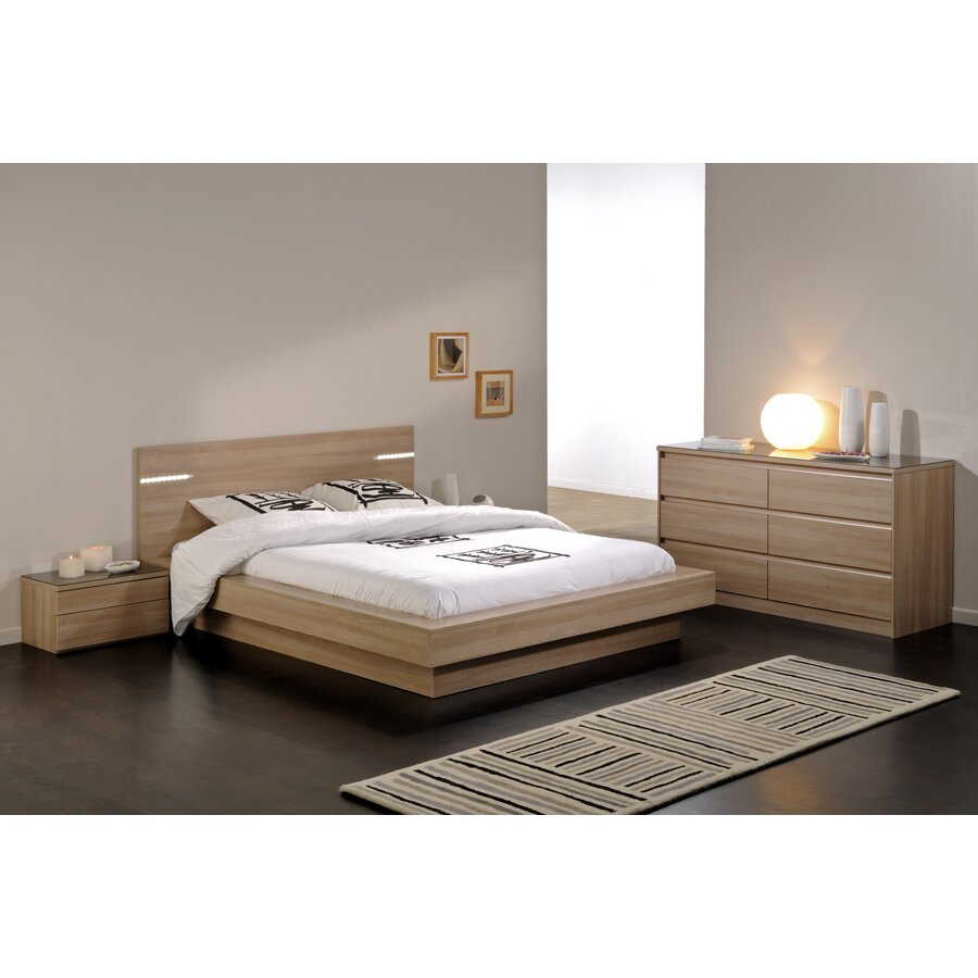 Parisot Life Platform Customizable Bedroom Set Reviews