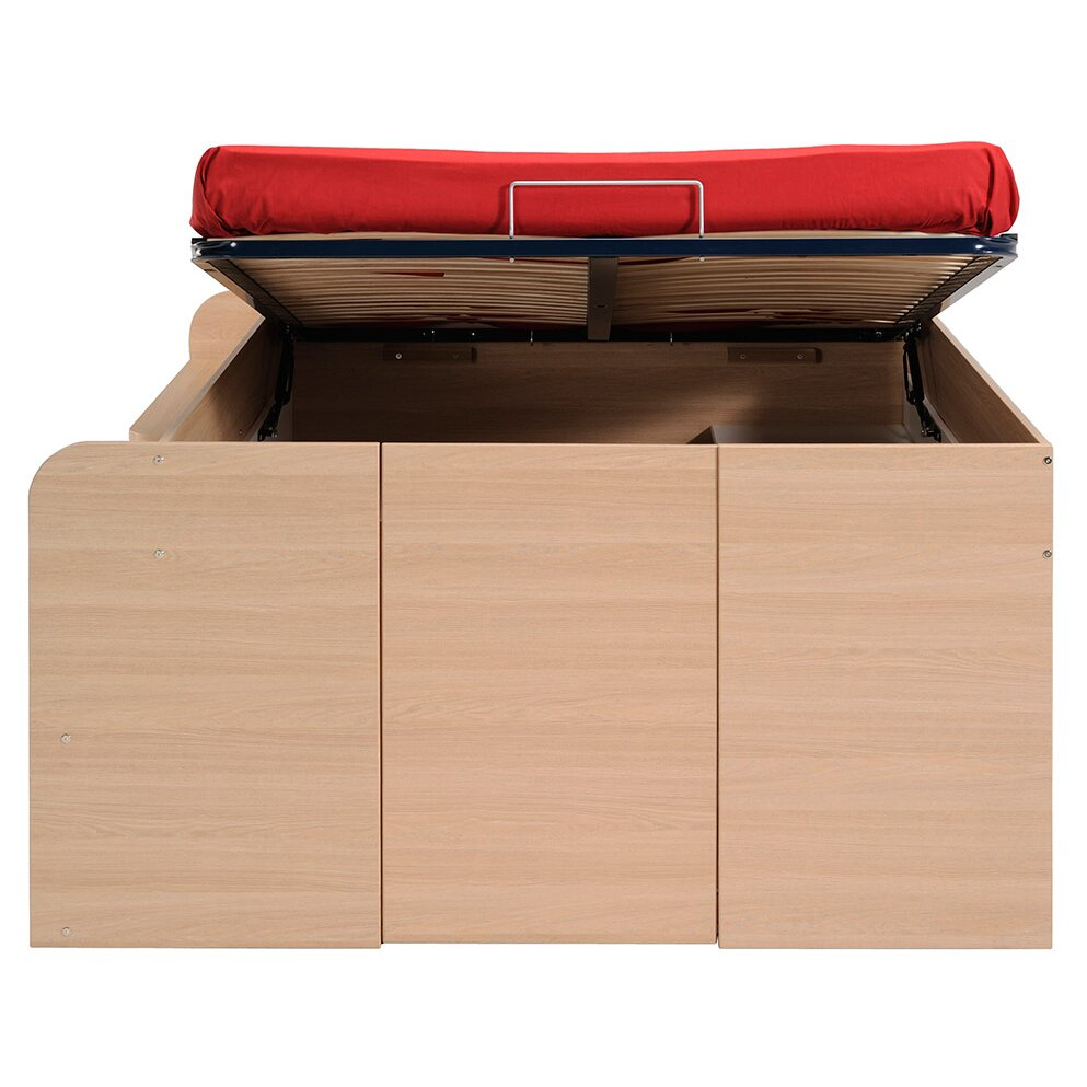 Parisot storage platform bed reviews wayfair - Www parisot com ...