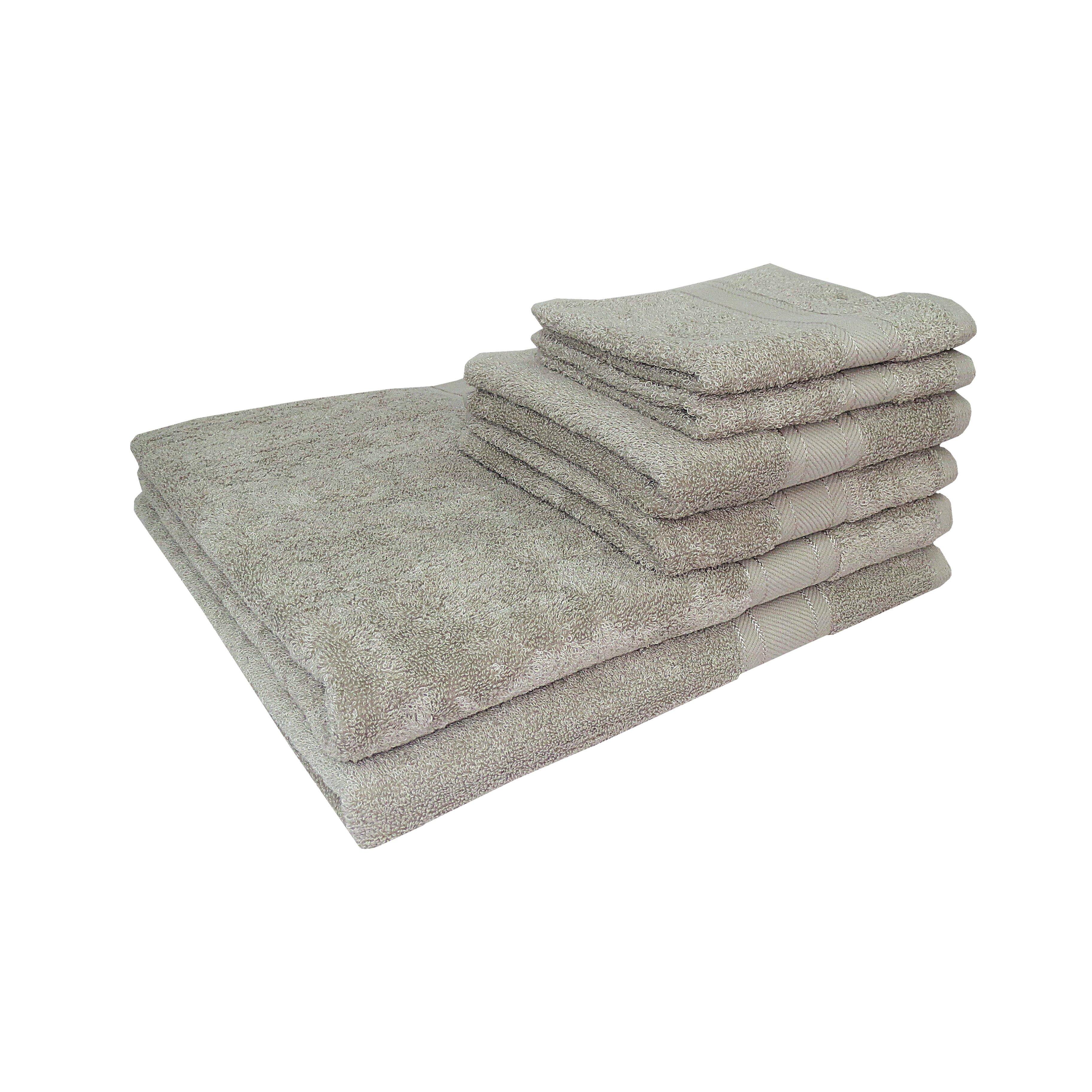 1888 Mills Modal 6 Piece Towel Set Wayfair