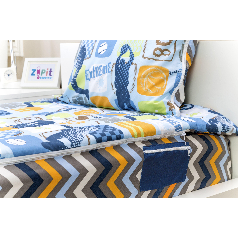 Zipit Bedding Twin Xl