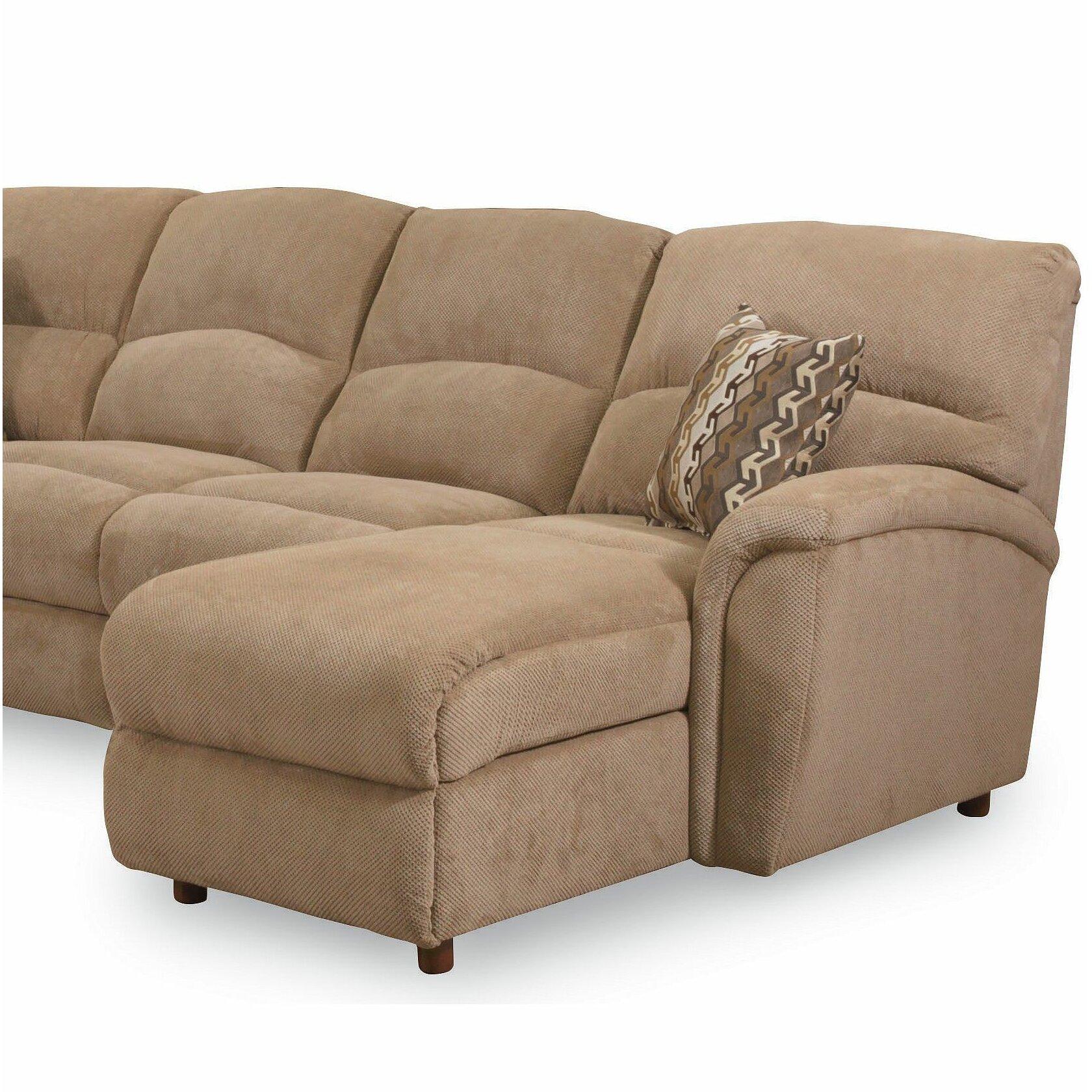 Lane Furniture Grand Torino Sleeper Sectional & Reviews ...
