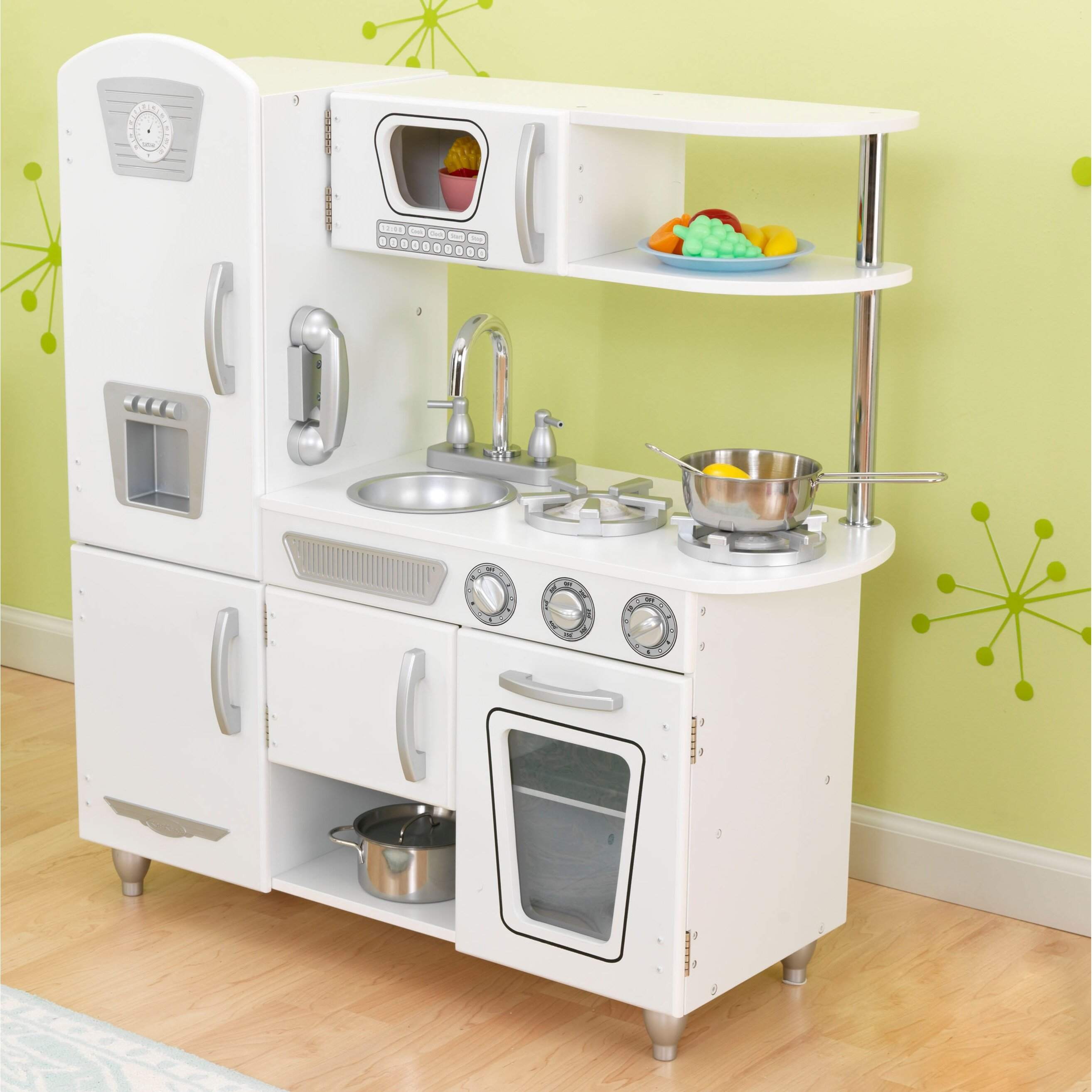 Kidkraft White Vintage Kitchen Canada