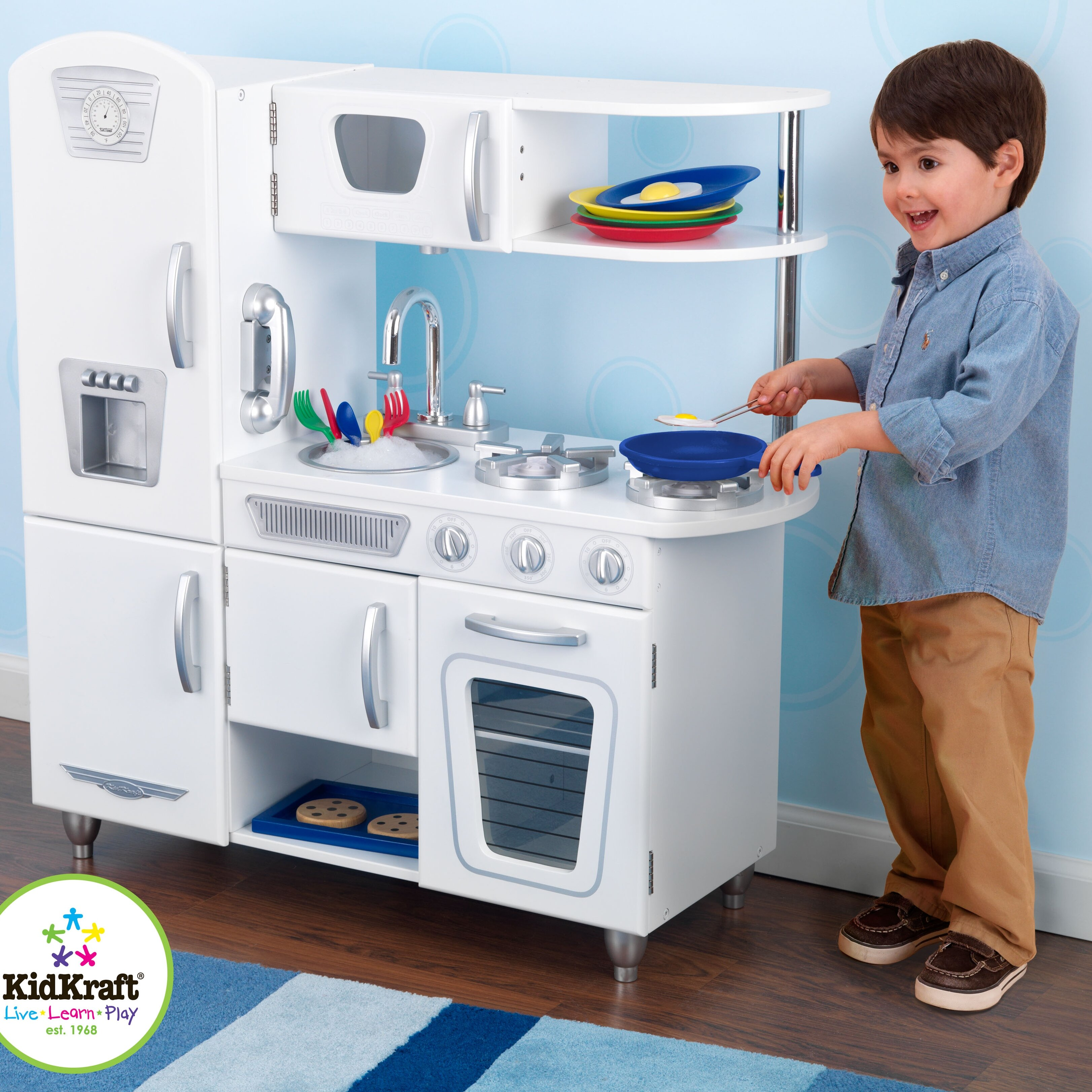 KidKraft Vintage Kitchen & Reviews