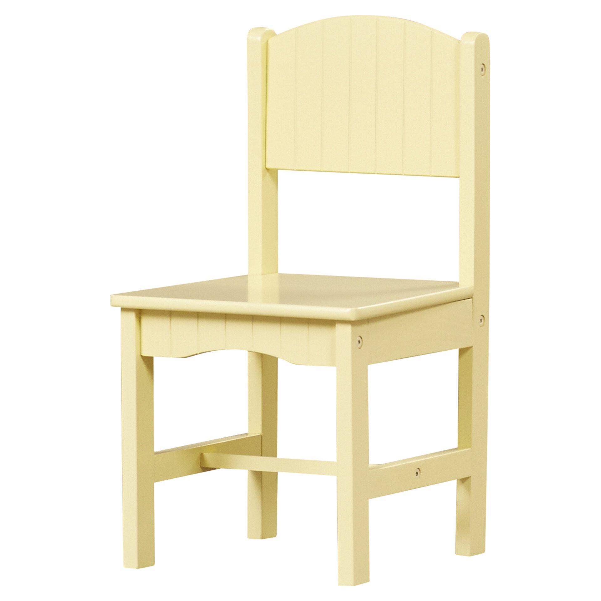 Kidkraft nantucket kids 5 piece table chair set for Kid craft table and chairs